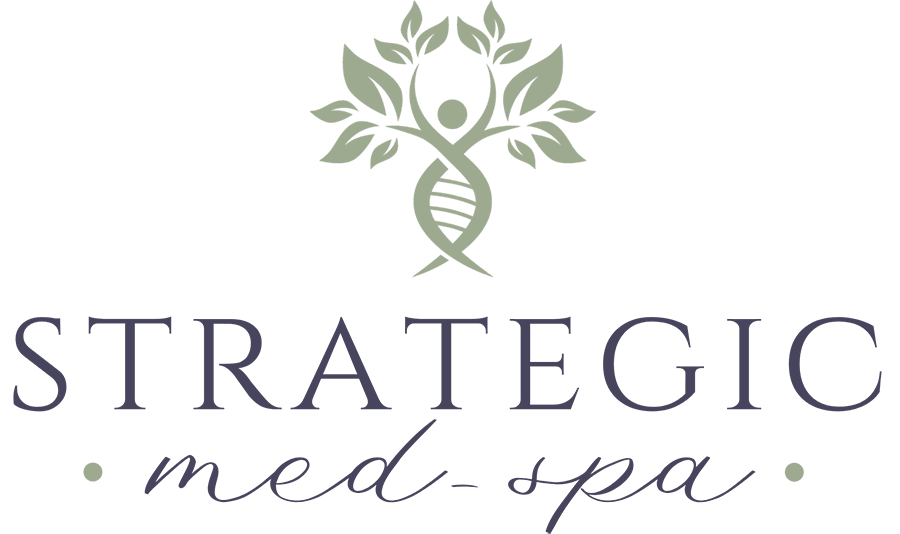 Strategic Med-Spa Logo